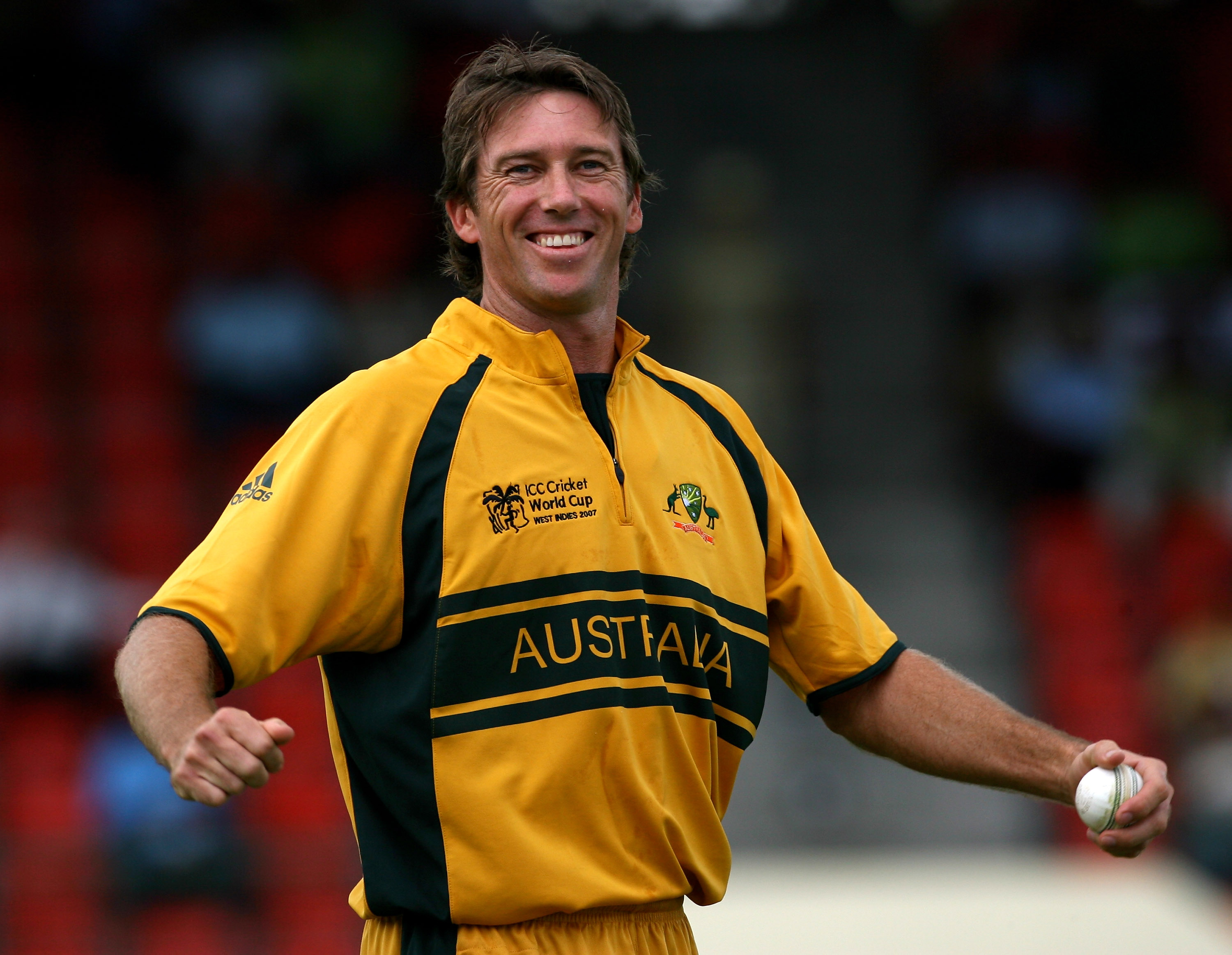 Glenn McGrath for Australia Cricket Team