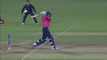 Scotland Innings Super Shots v ZIM ICC WT20 2016