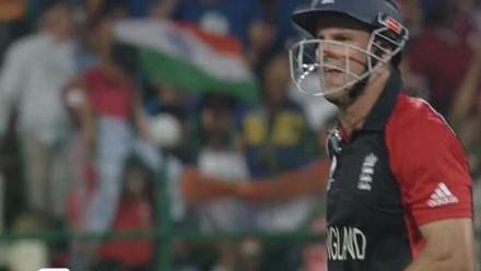India and England tie in the ICC Cricket World Cup 2011, scoring 338 each