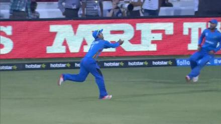 Najibullah takes unbelievable catch to seal win for Afghanistan