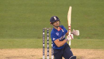 CWC15 AUS vs ENG - England innings highlights