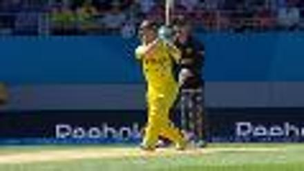 CWC15 AUS vs NZ - Australia innings highlights