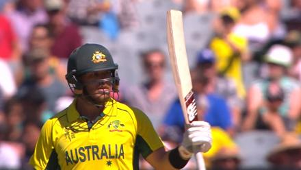CWC15 AUS vs ENG - Australia innings highlights
