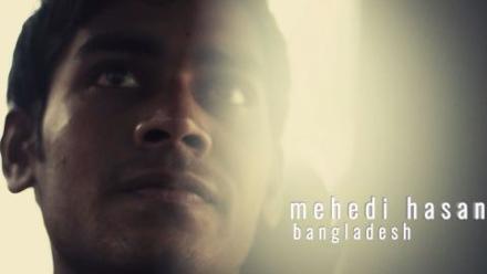 #FutureStars Mehedi Hasan, Bangladesh