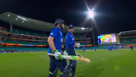 CWC15 AFG vs ENG - England innings highlights