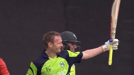 CWC15 IRE vs PAK - Ireland innings highlights