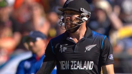 CWC15 NZ vs ENG - New Zealand innings highlights