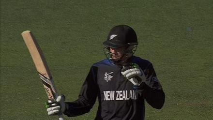 CWC15 AFG vs NZ - New Zealand innings highlights