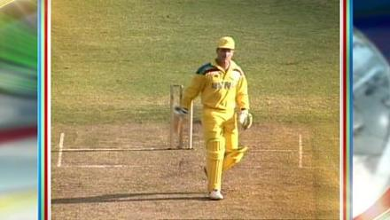 Ian Botham v Australia at the 1992 CWC