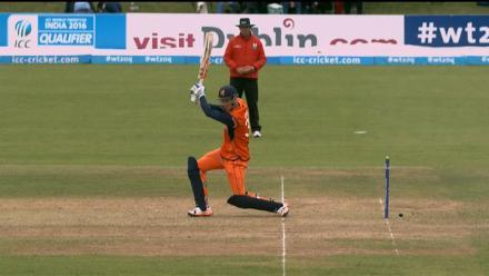Netherlands innings highlights