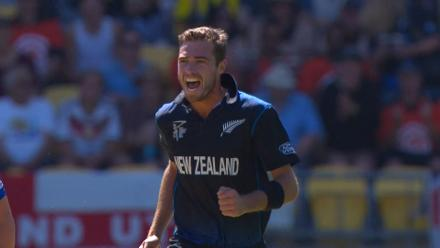 CWC15 NZ vs ENG - England innings highlights