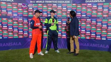 Match Presentation for NET V IRE Match 10 ICC WT20 2016