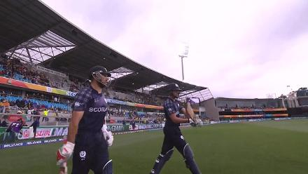 CWC15 SCO vs AUS - Scotland innings highlights