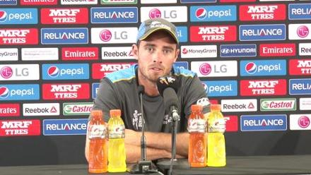 M09 New Zealand v England - 20 Feb - Tim Southee - Post Match Press Conference - New Zealand