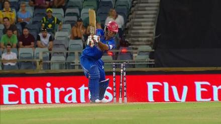 CWC15 AUS vs AFG - Afghanistan innings highlights