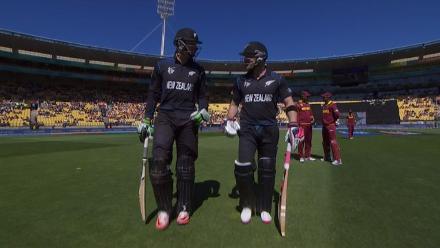CWC15 NZ vs WI QF - New Zealand innings highlights