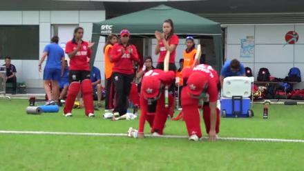 Hong Kong v Nepal ICC Women's Championship