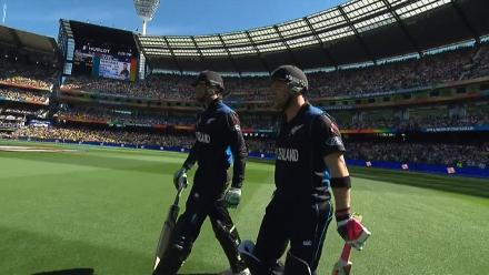 CWC15 NZ vs AUS Final - New Zealand innings highlights