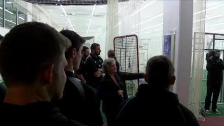 New Zealand visit MCG
