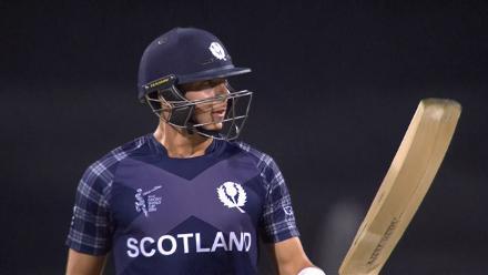 CWC15 SL vs SCO - Scotland innings highlights