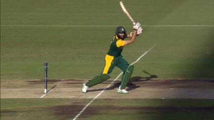 CWC15 SL vs SA QF - South Africa innings highlights