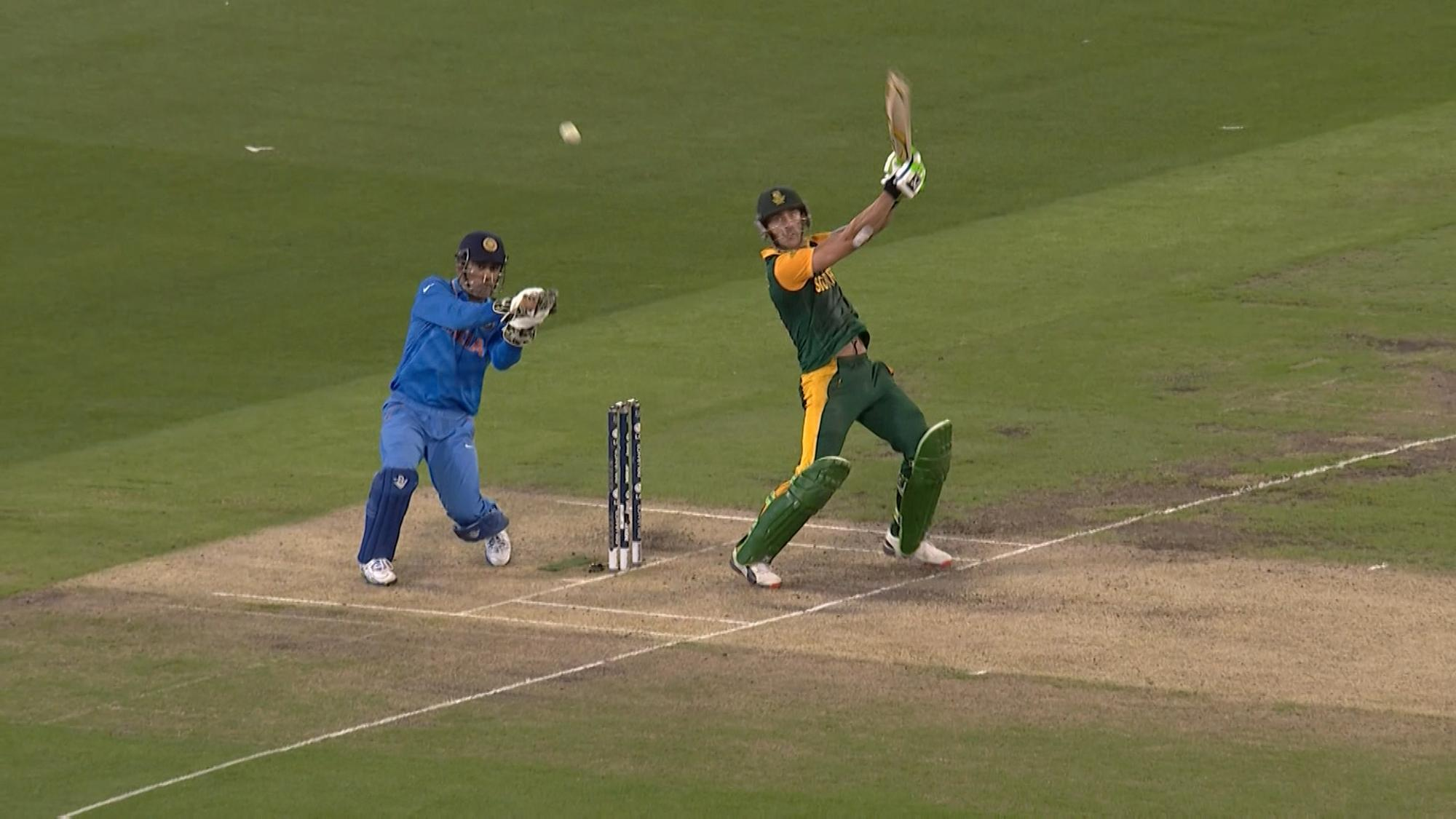 CWC15 IND vs SA - South Africa innings highlights