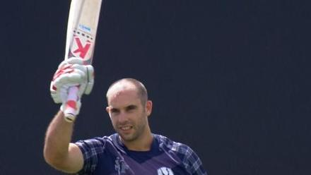 CWC15 SCO vs BAN - Scotland innings highlights