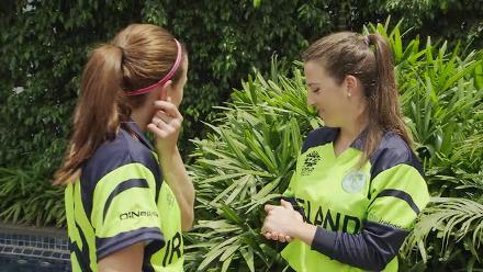 Ireland's Joyce Sisters
