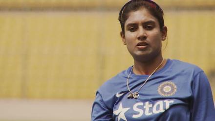 Mithali Raj, India Women's Captain