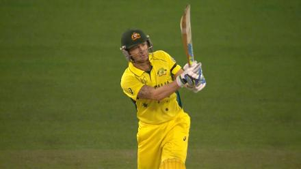 CWC15 NZ vs AUS Final - Australia innings highlights