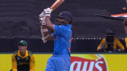 India innings super shots