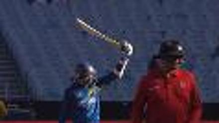 CWC15 SL v BAN - Sri Lanka innings highlights
