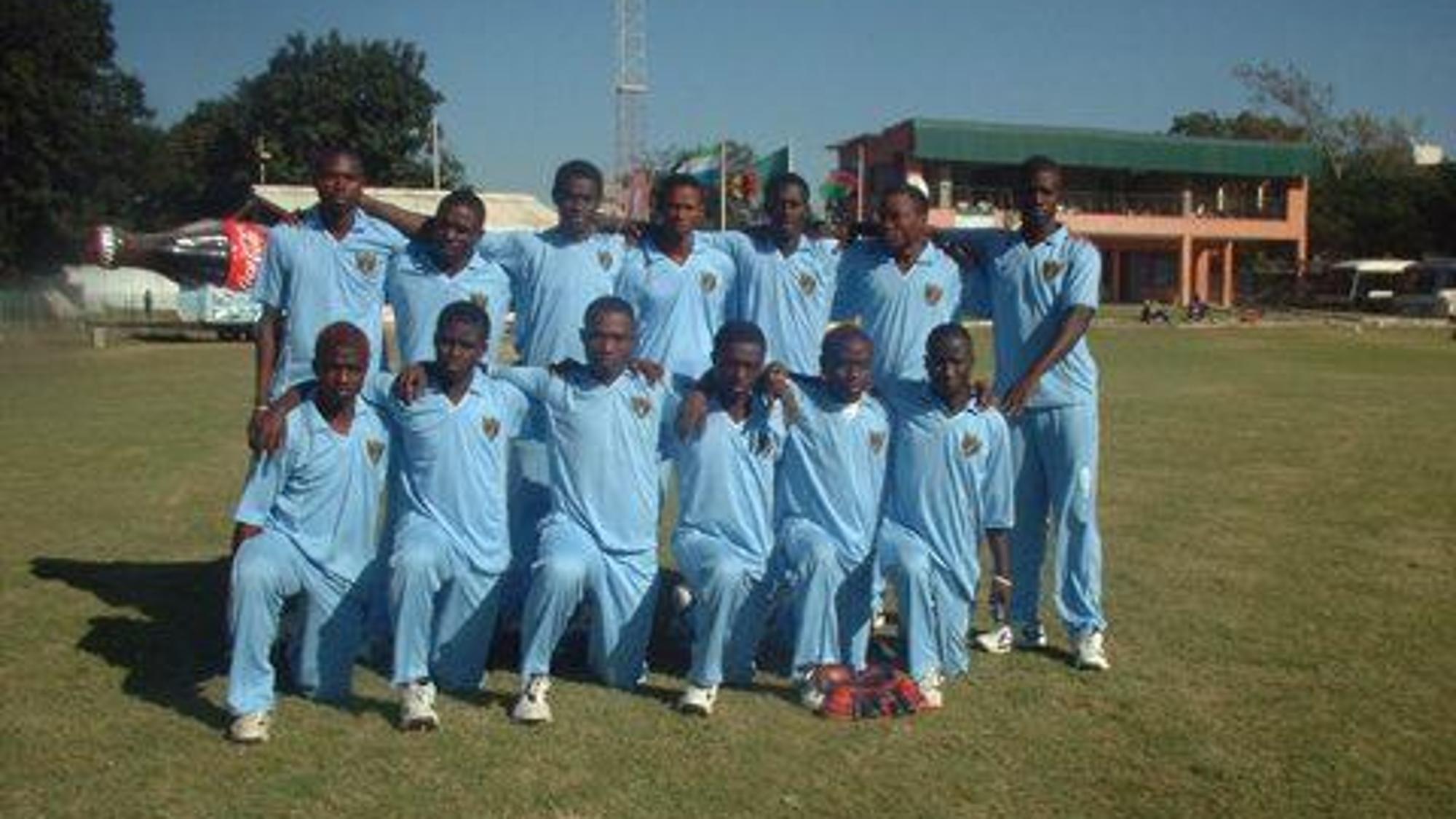 2239 Sierra Leone's U19 team