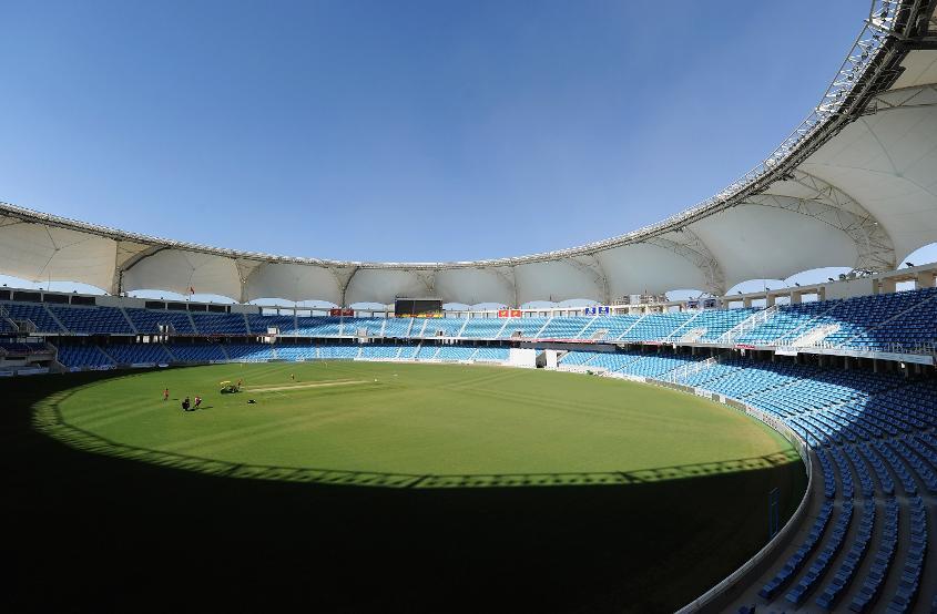 Dubai cricket ground