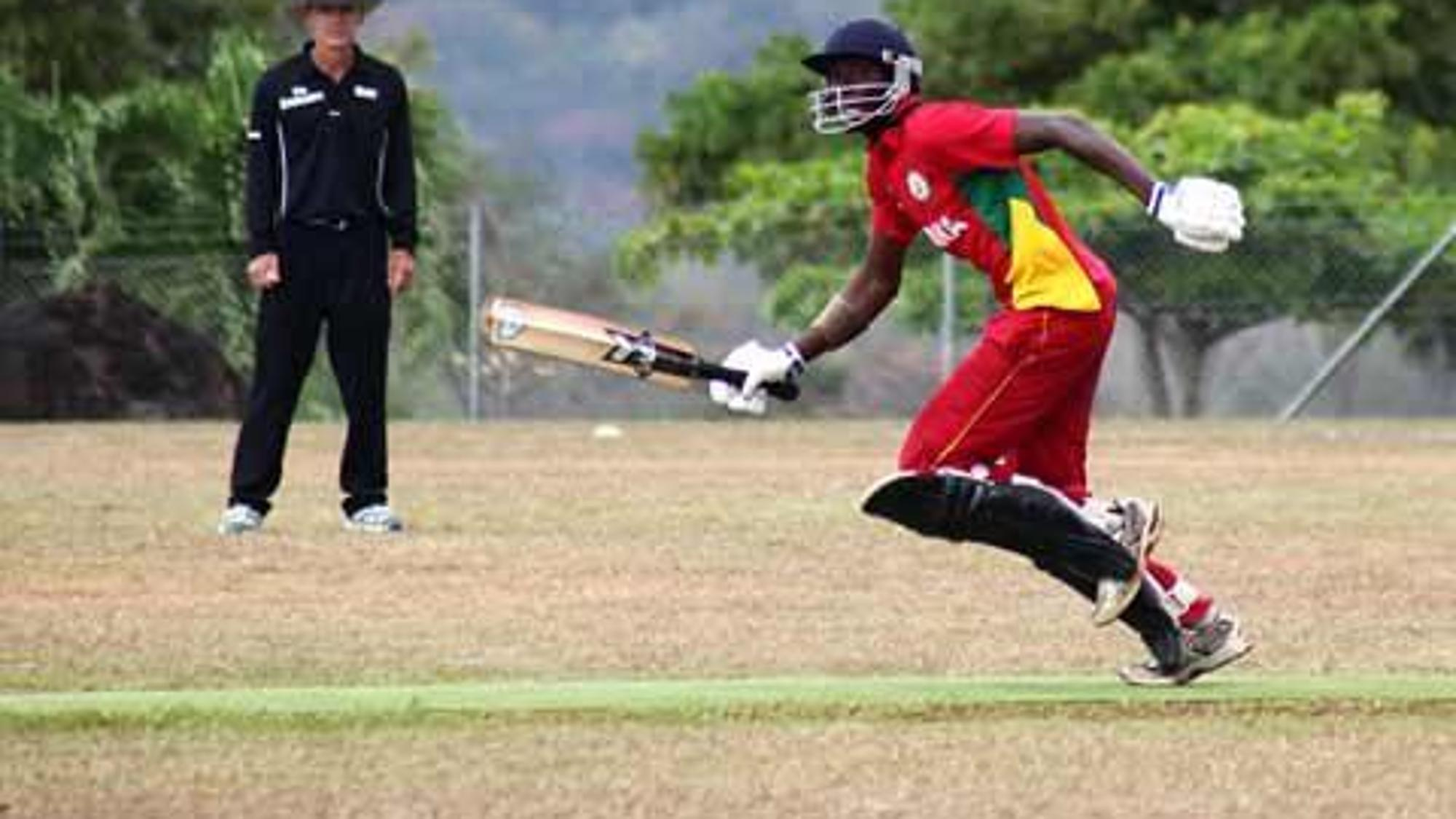 38405 Vanuatu v Ghana at Apia, ICC WCL Division Eight, 22 Sep, 2012