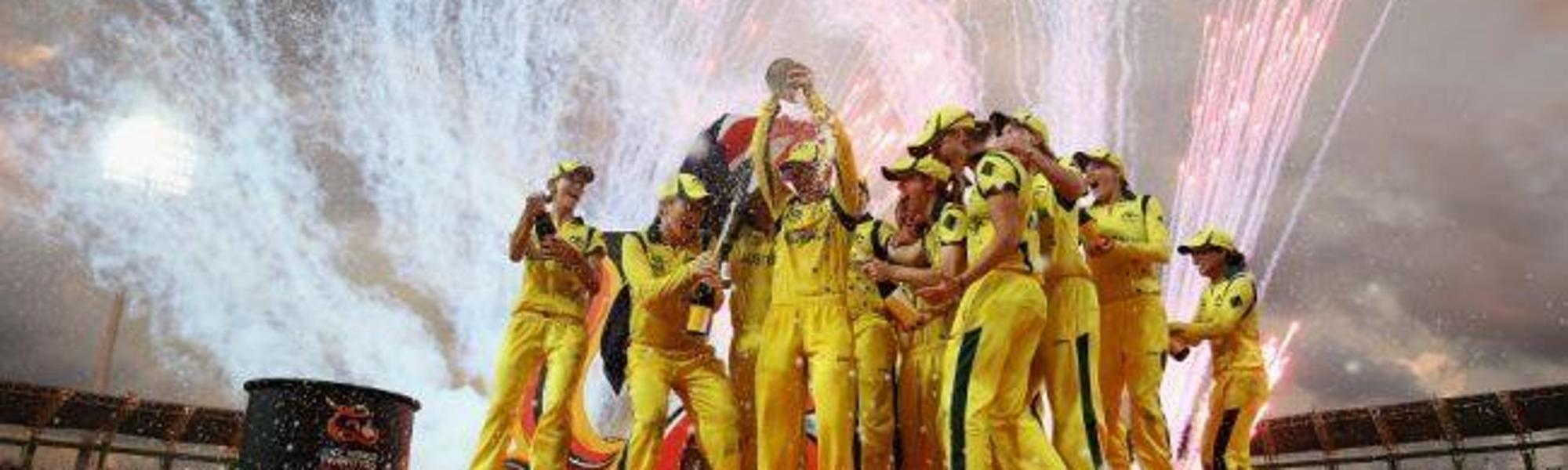 50864 England v Australia - ICC Women's World Twenty20 2012 Final
