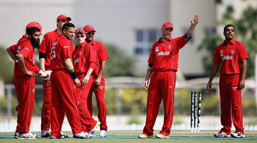 68013 ICC World Twenty20 Qualifier - Bermuda v Denmark