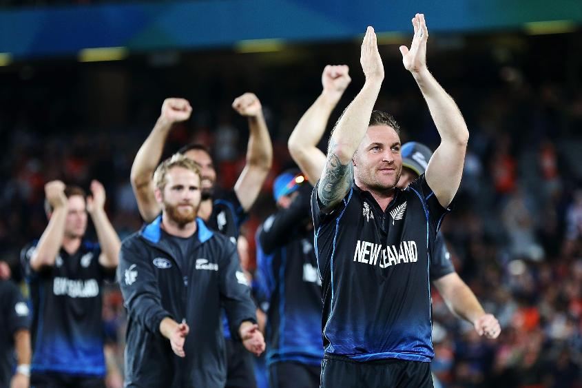 67754 New Zealand v South Africa: Semi Final - 2015 ICC Cricket World Cup