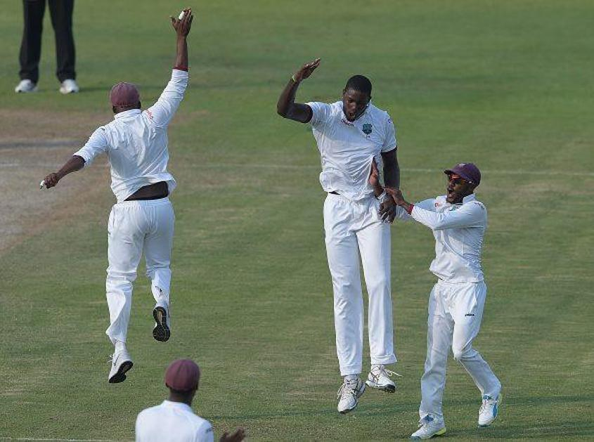 Jason Holder will be hoping his young Test squad are able to make their 50th Test at Sabina Park a special one
