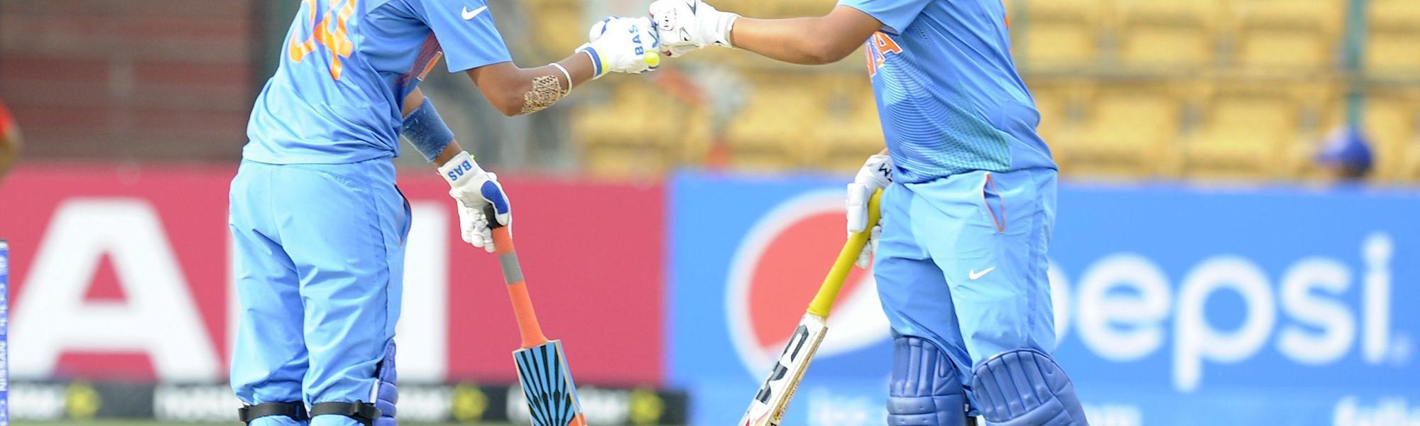 74257 Women's ICC World Twenty20 India 2016:  India V Bangladesh