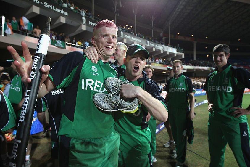 76010 England v Ireland: Group B - 2011 ICC World Cup