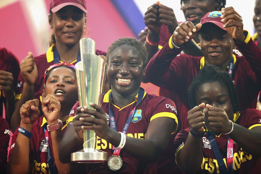 West Indies Women led by Stafanie Taylor