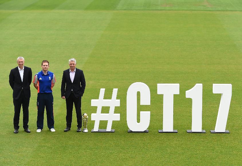 ICC Champions Trophy 2017 Launch