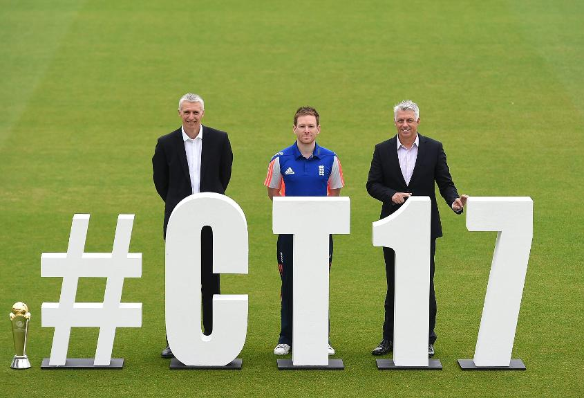 75751 ICC Champions Trophy 2017 Launch
