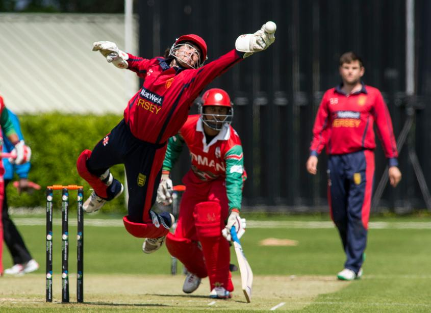 There are a number of ICC qualifying events in a year
