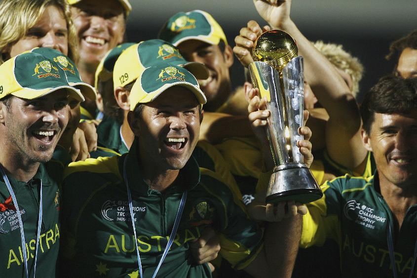 ICC Champions Trophy 2006 winners Australia
