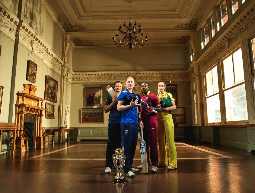 4 Captains of the confirmed teams for the ICC Women's World Cup