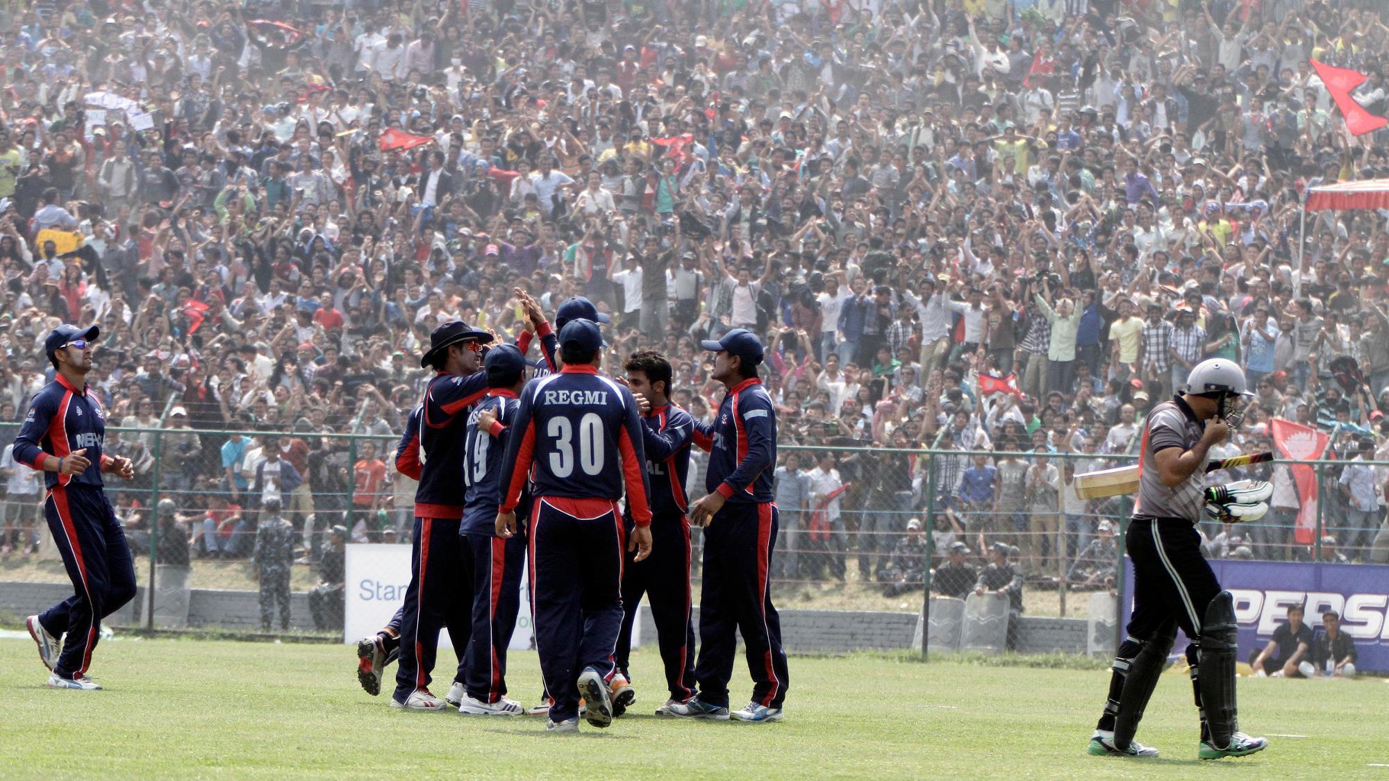 Nepal member