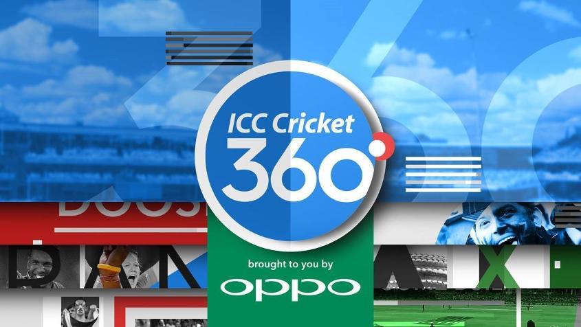 icc crcket 360