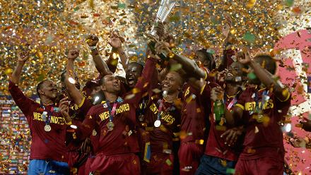 ICC World Twenty20, Gallery of Champions